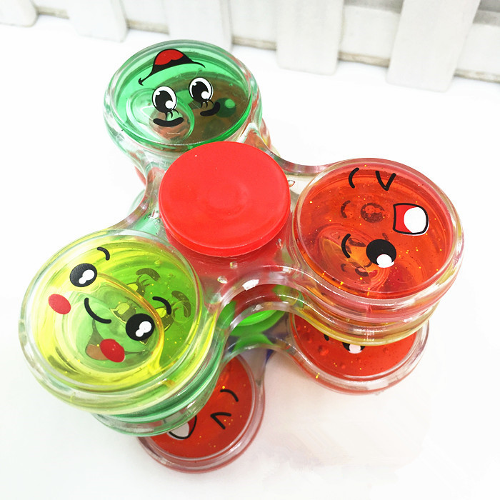 Crystal Mud Kids Fun Toys Crystal clay Magnetic Transparent Colored play dough Intelligent slime Plasticine Rubber Mud Blowing