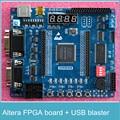 Kit Placa de Desenvolvimento EP4CE6 FPGA ALTERA Ciclone IV FPGA Altera USB Blaster de Recursos De Hardware Abundante MAX485 RS232