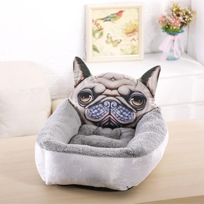 Kisállat kutya ágy ház párna kiságy közepes kutyák macska - Pet termékek - Fénykép 1