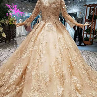 AIJINGYU Budget Wedding Dress Woman Gowns 2018 Cheap African 2019 Popular Gown Store Lace Wedding Dresses Vintage