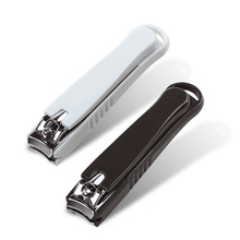 Carbon Steel Nail Clipper Cutter Professional Manicure Trimmer Toe Nail Clipper with Clip Catcher