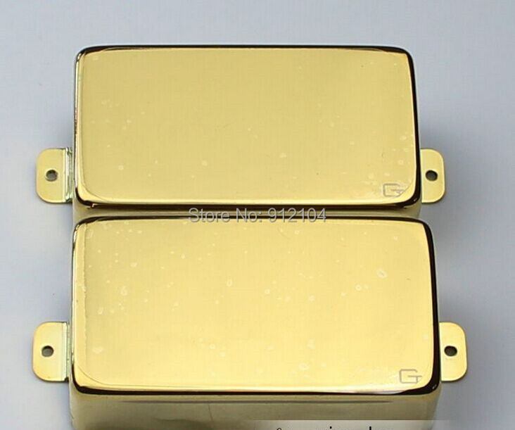 free shipping high quality new  electric guitar active pickup in gold E-07 коробка schneider electric blnrk000015