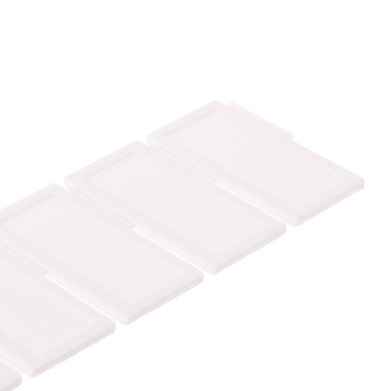 6 Stücke Kunststoff Schublade Clapboard Aufbewahrungsbox Teiler ...