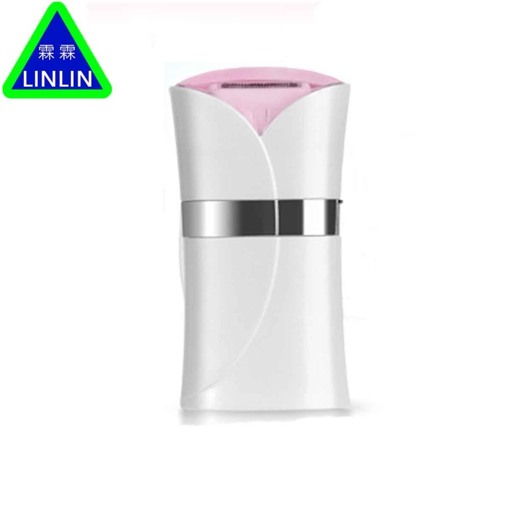 цена на LINLIN Home portability Mini shaving device Ma'am Dry battery Hair removal device Quick and thorough shaving