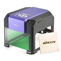 KKmoon AC100 240V 1000mW Mini Laser Engraver Laser Engraving Machine Laser Cutter Cnc Router Automatic DIY