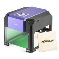KKmoon AC100 240V 1000mW Mini Laser Engraver Laser Engraving Machine Laser Cutter Cnc Router Automatic DIY