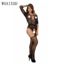 Picardias Sexi Mujer Black Transparent Lace Baby Doll Sexy Lingerie Plus Size Open Back Erotic With Garter