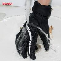 Winter Thermal Fleece Men S Skiing Gloves Windproof Waterproof Snowboard Gloves Cycling Motorcycle Gloves Keep Warm