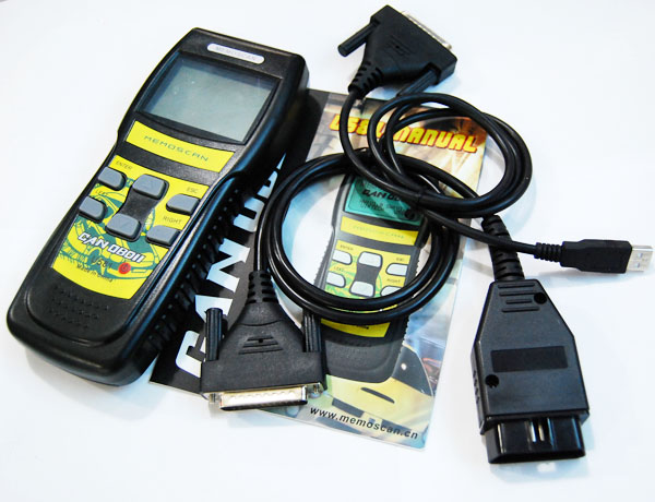 U581 Auto Code Reader Data Tester Diagnostic Scan Tool CAN OBDII OBD2 Memo Scanner For Car auto scanner code reader diagnostic tool for mercedes benz s