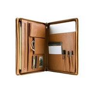 ILooker кожаный портфель случае Молнии Padfolio для MacBook Pro/Air 11 13 , поверхность книга 13,5 , Surface Pro 3/4, iPad Pro