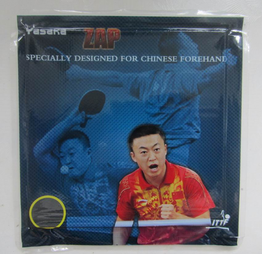 Original yasaka long zap table tennis rubber ma lin forehand table tennis rackets racquet sports yasaka rubber pingpong rubbers