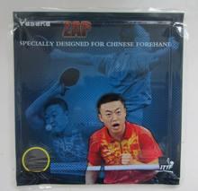Original yasaka long zap table tennis rubber ma lin forehand table tennis rackets font b racquet