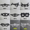 Wholesale white/black A variety of shapes sexy lace Mask Halloween Masquerade   Pictorial photography Mask