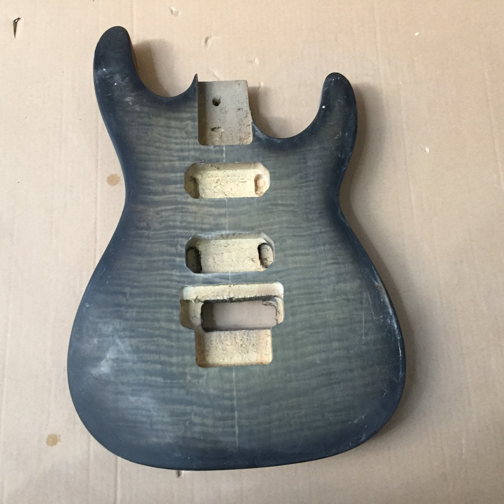 Afanti Music Electric guitar/ DIY Electric guitar body (ADK-975) image