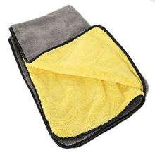 Yetaha 92*56cm Car Waxing Cloth Wash Microfiber Towel Car Cleaning Care Drying Detailing Polishing