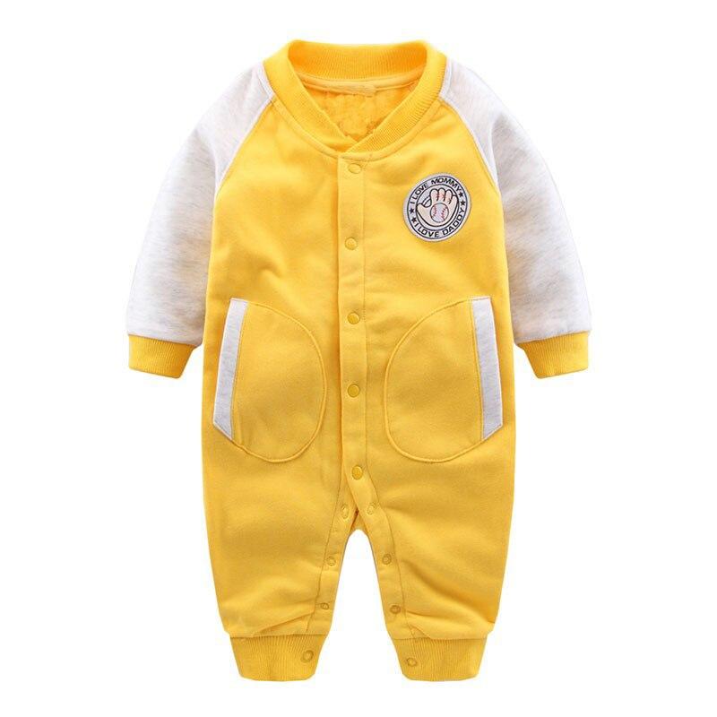 Նորածին մանկական Rompers Մանկական - Հագուստ նորածինների համար - Լուսանկար 2