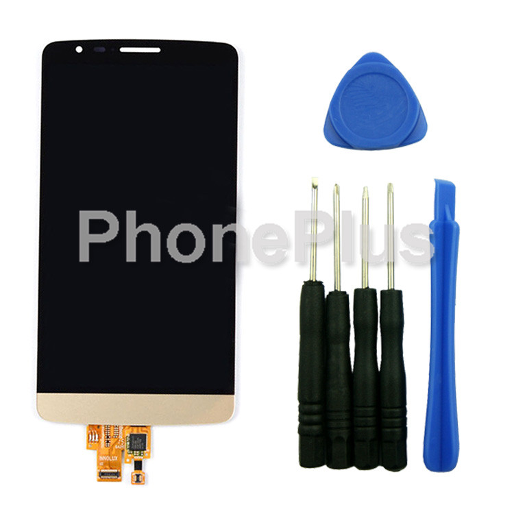 ФОТО For LG G3 Stylus D690 D690N Touch Screen Panel Digitizer Glass LCD Display Assembly With Tools