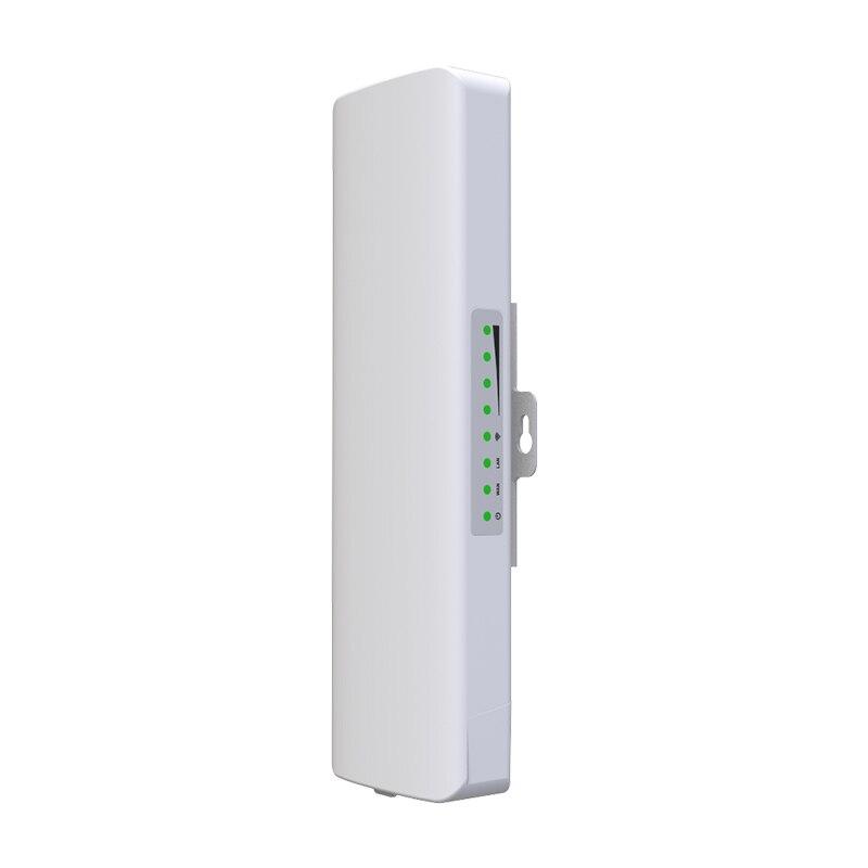 Relais sans fil COMFAST 300 Mbps antenne intégrée 14dBi répéteur WIFI 1-3 km longue transmission extérieure CPE Nanostation CF-E314NV2 - 3