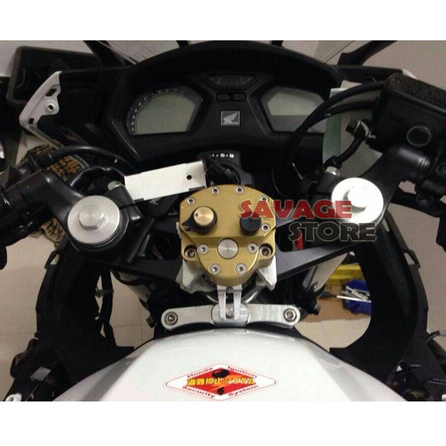 Para honda cbr 650f cbr650f 2014 2015  accesorios de la motocicleta amortiguador