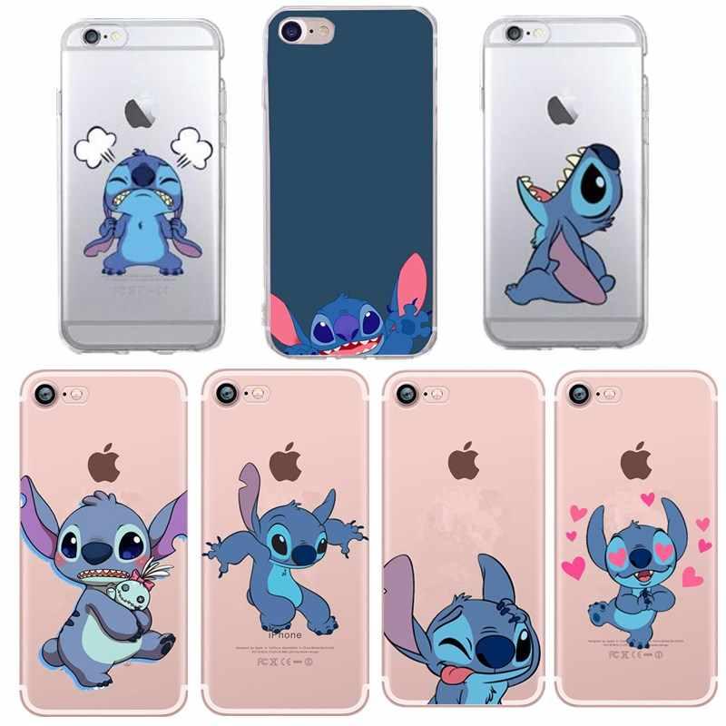 coque iphone stitch x
