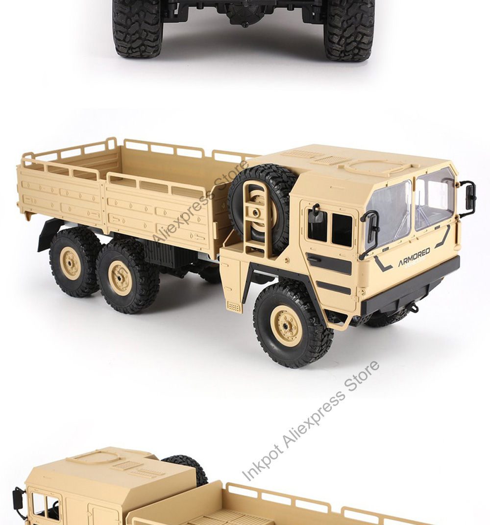 States Auto 6WD Spielzeug 8