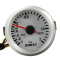 52mm Auto Car Digital LED Turbo Boost Gauge Vacuum Press Meter Display -1Bar - 2Bar Free Shipping