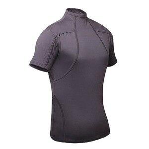 Image 1 - Leon T shirts Cosplay Kostuum Halloween Party Tee Shirts Voor Man Vrouwen Zomer Slanke Fitness Soft Tops