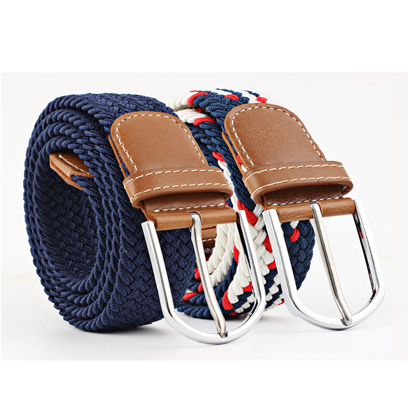 Badinka 2018 Wide Belt Outdoor Elastic Stretch Waist Canvas Belts for Men Women Jeans Belt Female Luxury Casual Straps Ceintures