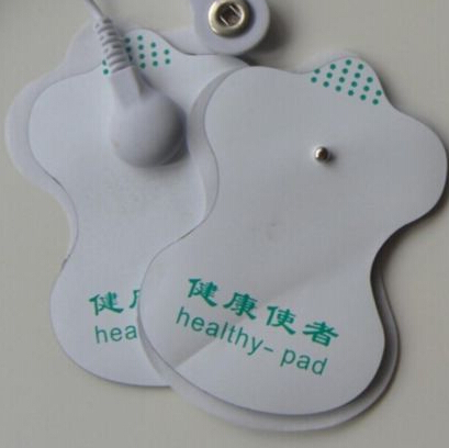 JETTING-Günstige 2 teile/para Weiß Elektrode Pads Für Zehn Digitale Therapie Maschine Massager Komfortable Werkzeuge