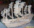 GP131 DIY автомобиля модель ремесло строительство kit стерео пазлы 3D необычные игрушки развивающие игрушки Башня Лодка