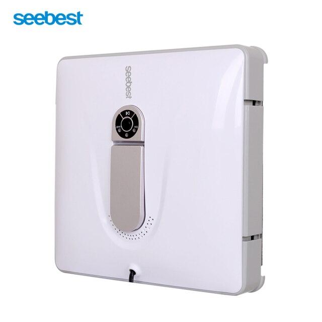 Seebest Робот Window Cleaner WS-860 Окно Вакуумный с большой всасывания Мощность, надежная защита, анти-падения, удаленный Управление