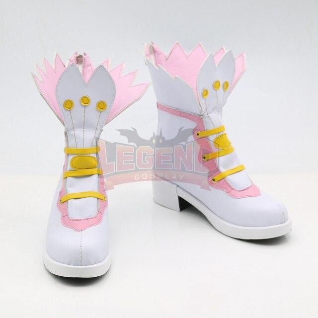 791a2a4ae85a sakura card Captor Cardcaptor Sakura clear card Kinomoto Sakura shoes  cosplay boots Custom made