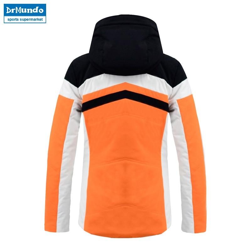 2018 nouvelle marque hiver chaud veste de Ski manteau de neige pour les femmes 2 couleurs taille s-xxl imperméable hiver Snowboard veste femmes - 3