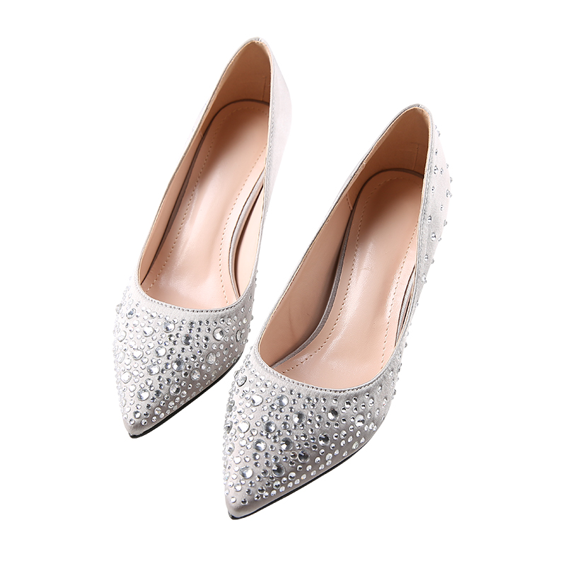Online Buy Wholesale glass wedding shoes from China glass wedding