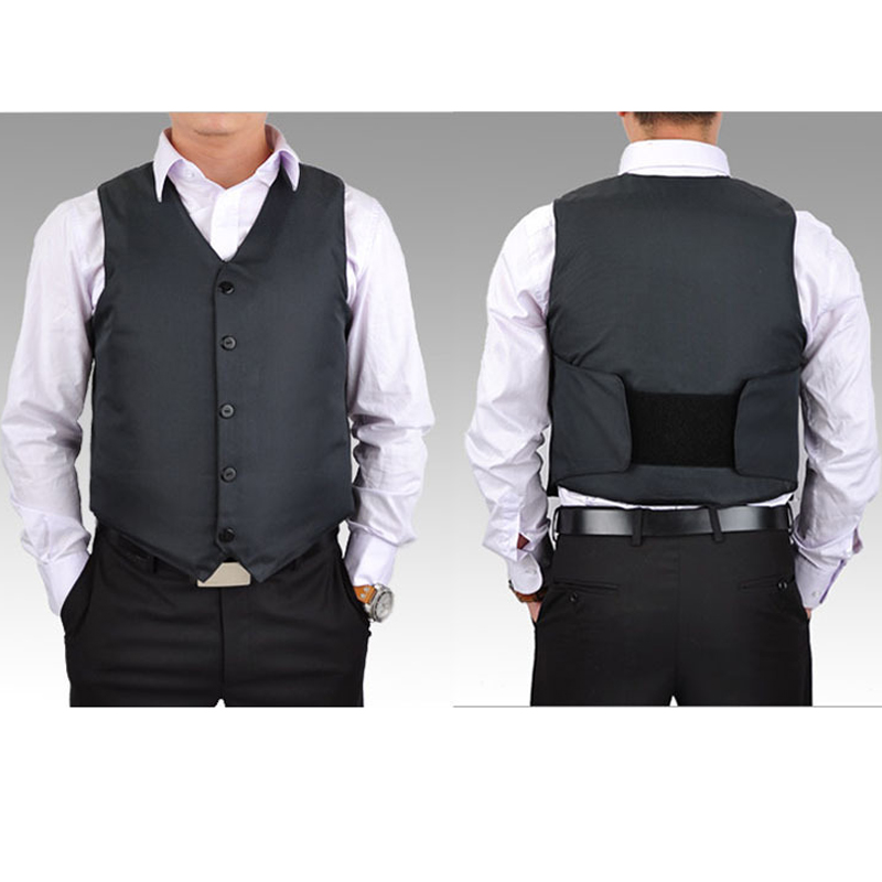 самооборона Мягкий секретный жилет - Безопасность и защита - Фотография 5