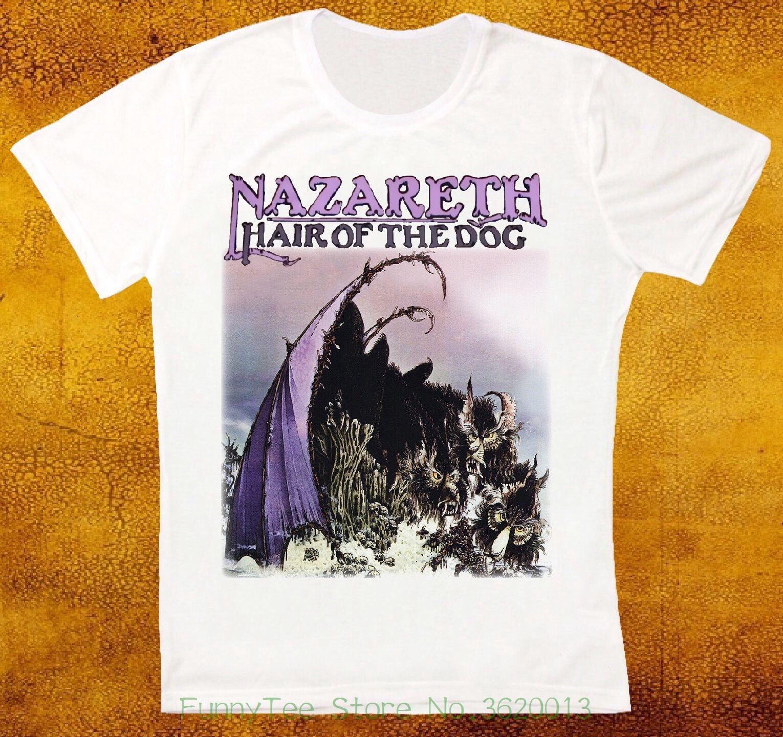 Nazareth Hair Of The Dog Hard Rock Deep Purple Uriah Heep Unisex T Shirt 654