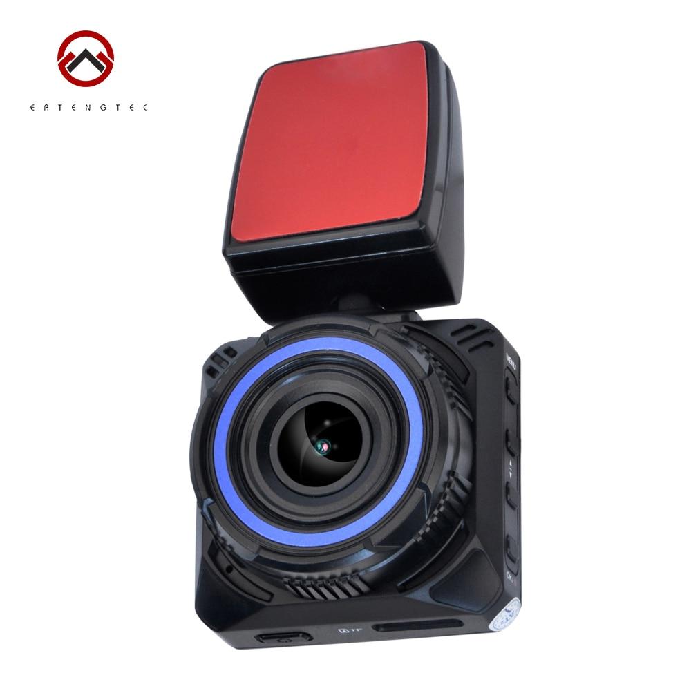 imágenes para 2016 Auto Car DVR Cámara Grabadora de Vídeo Digital Videocámara Dashcam B10 Novatek 96655 Full HD 1080 P g-sensor 8G/16G/32G TF Tarjeta