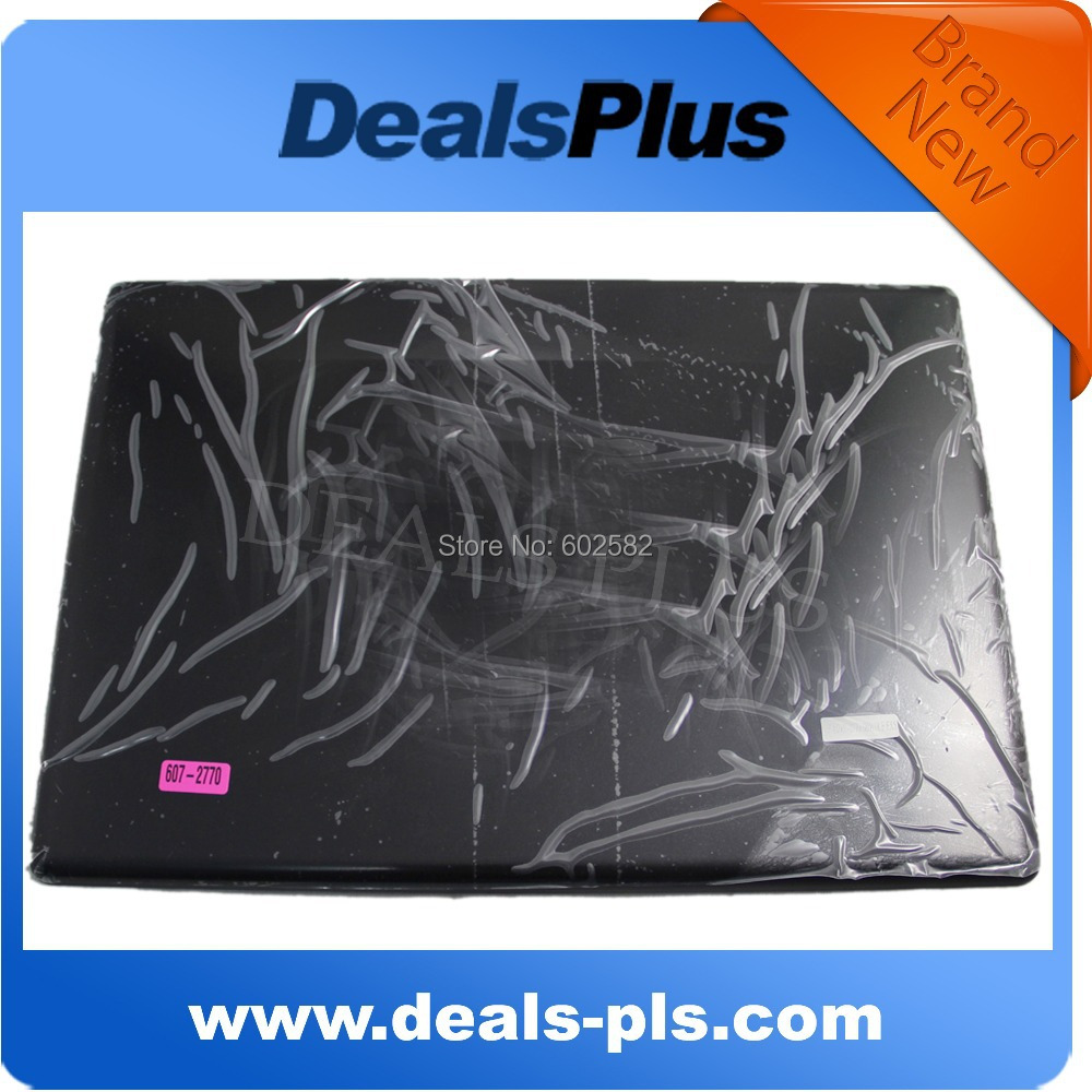 NEW OEM !!! CASE COVER FITS Macbook 13 A1181 LCD Back Cover (Black) Free Shipping