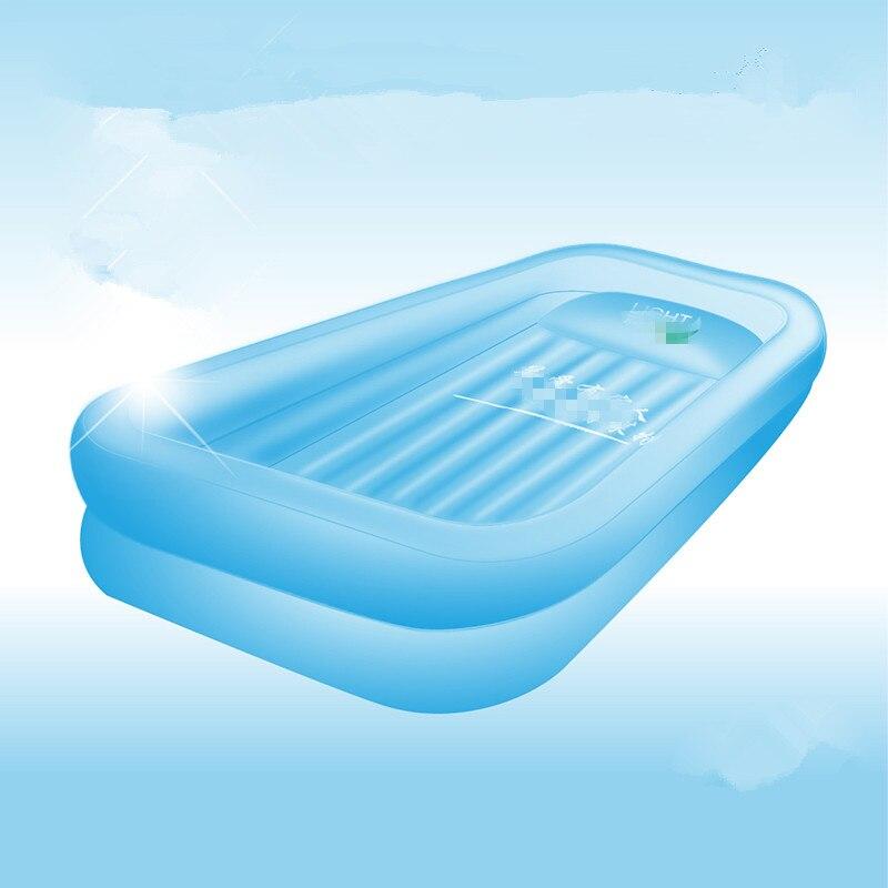 Bath bed Special bathing bed for bedridden elderly patients Mobile inflatable bath bed