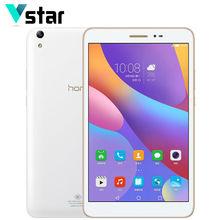 8 дюймов Huawei Honor Tablet 2 LTE/WiFi 3 ГБ RAM Android Tablet PC GPS Snapdragon 616 Окта основные 32 Г/16 Г ROM Камеры 8.0MP