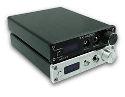 FX AUDIO DAC-X7 DSD256 32Bit384K USB HIFI AUDIO Decoder Headphone Amplifier