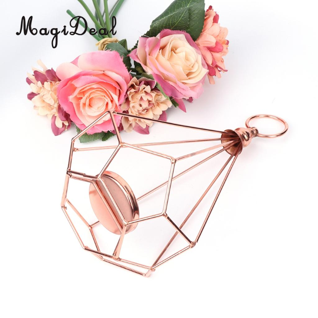 Set of 30 Geometry Candelabra Table Standing Hanging Candle Tealight Holder Light Party Wedding Home Decor