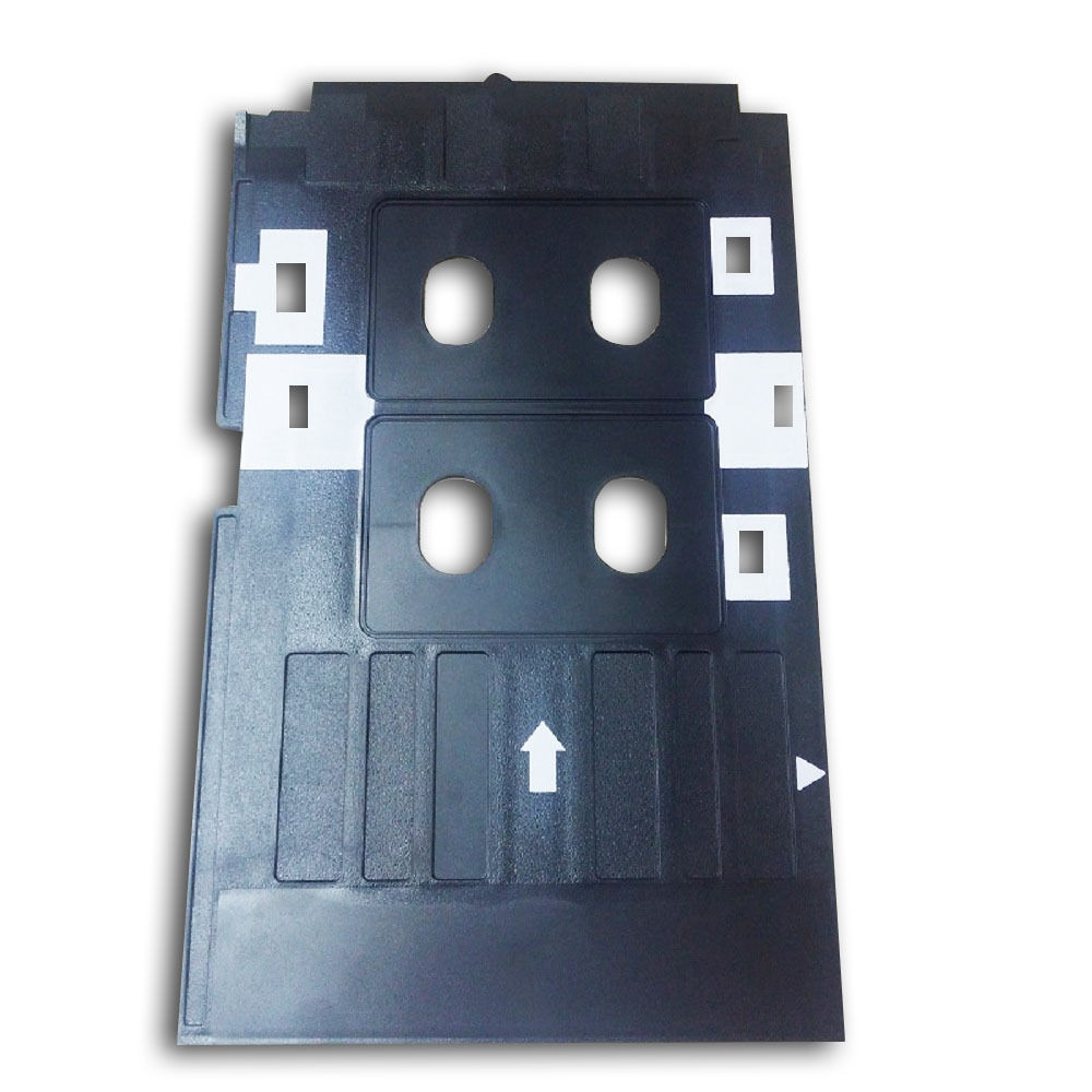 INK WAY Inkjet PVC ID Card Tray Plastic Card Tray for epson p50 t60 R90 R330 R390, R330 L800 L801 L805 Px700w, Px800FW, Px665, p 10pcs for epson dx5 uv printer ink damper for epson stylus proll 4000 4800 7400 7800 9800 9400 9450 flat printer uv ink damper