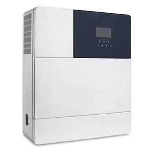 Image 3 - 60A 80A All In One Solar Charge Inverter 2500W 3000W 3500W SPWW Pure Sine Wave MPPT 110V 120V 50Hz 60Hz Hybrid Solar Inversor