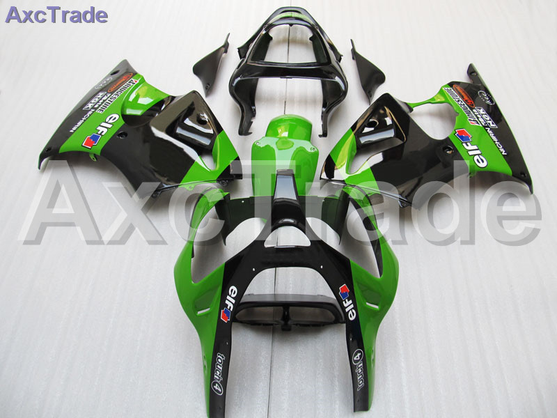 Bodywork Moto Fairings FIT For Kawasaki Ninja ZX6R 636 ZX-6R 2000 2001 2002 00 01 02 Fairing kit Custom Made High Quality ABS abs injection unpainted bodywork fairing for kawasaki ninja zx6r 636 2000 2001 2002 for zzr600 2005 2006 2007 2008