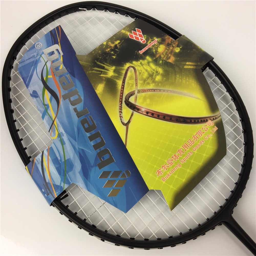2019 Hot 3U badminton racket 35Lbs high tension Brand badminton racket professional racket voltric z force ii brave sword 12