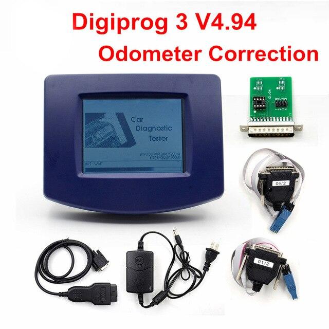 VSTM Digiprog III V4.94 Digiprog 3 avec OBD2 ST01 ST04 outil de correction d'odomètre de câble Digiprog3 en stock avec ligne complète dfdf