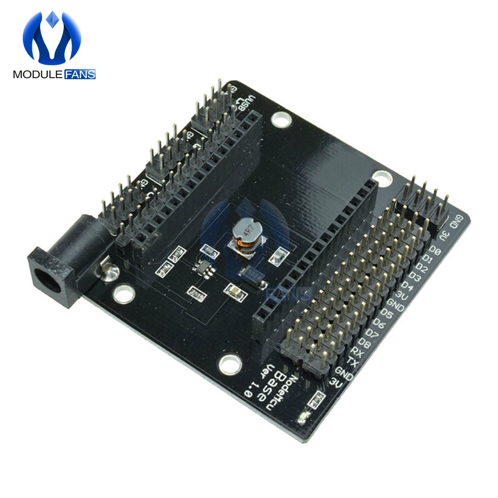 NodeMcu Base ESP8266 Interface Testing DIY Breadboard Plate NEU