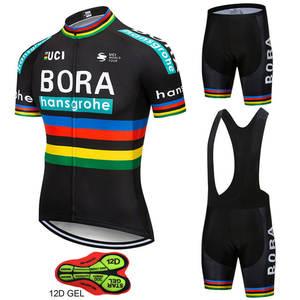 84c13d17212 BORA Cycling Jersey Men Bike Bicycle Jersey 2018 Team Pro Cycling Cloth