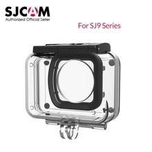 الأصلي SJCAM SJ9 سلسلة 30 متر تحت الماء الإسكان مقاوم للماء الحال بالنسبة SJ9 سترايك SJ9 ماكس عمل كاميرا رياضية SJCAM اكسسوارات